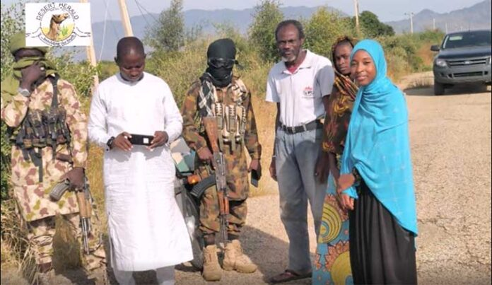 Nigerian pastor freed by Boko Haram hours before execution: 'I thank God'
