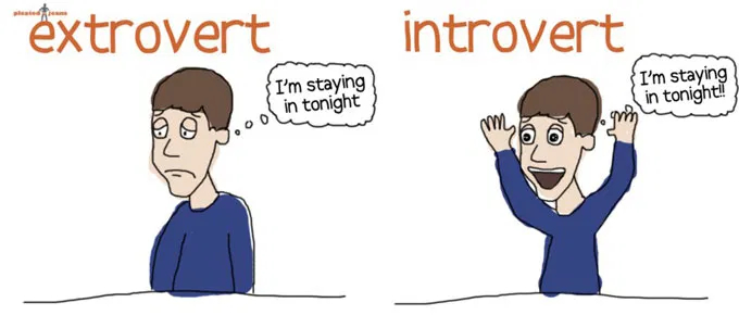 Are you more of the 'quiet and reserved' type who finds it difficult chatting to others? If so, you are not alone! You may be what is called an 'Introvert'. I am one of these people. I love people, but I find being around lots of people tiring and hard work.
